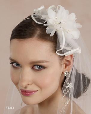 Marionat Bridal Headpieces 8253 - Marionat Bridal Accessories