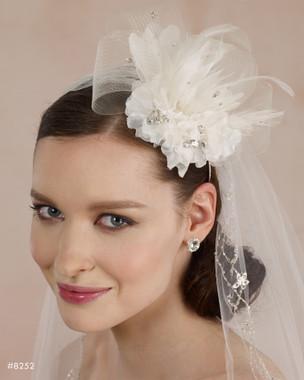 Marionat Bridal Headpieces 8252 - Marionat Bridal Accessories