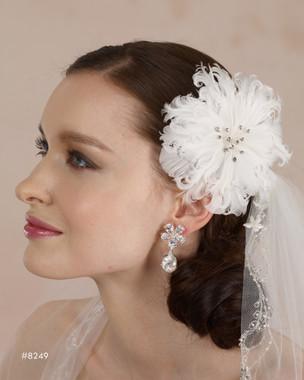 Marionat Bridal Headpieces 8249 - Marionat Bridal Accessories