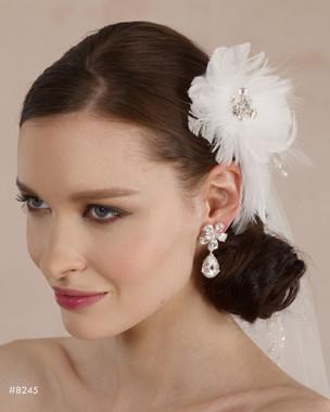Marionat Bridal Headpieces 8245 - Marionat Bridal Accessories