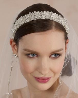 Marionat Bridal Headpieces 8242 - Marionat Bridal Accessories