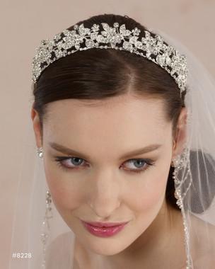 Marionat Bridal Headpieces 8228 - Marionat Bridal Accessories