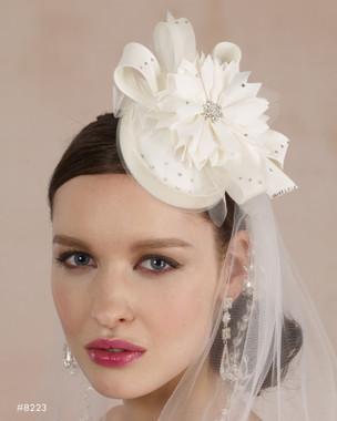 Marionat Bridal Headpieces 8223 - Marionat Bridal Accessories