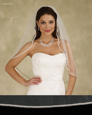Marionat Bridal Veils 3227 - The Bridal Veil Company - Elbow Length Veil