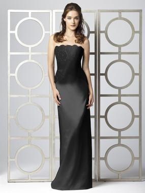 Dessy Bridesmaids Dress Style 2849BL
