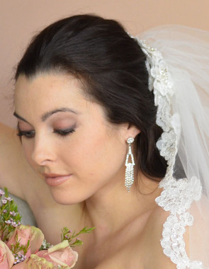 Ansonia Bridal Style 8577 - Earrings