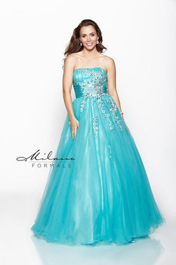 Milano Formals E1259 - Quinceanera & Sweet 16 Dress