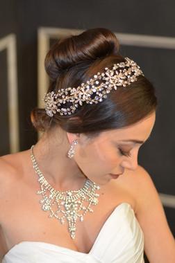 Elena Designs E783-  Jeweled Headband