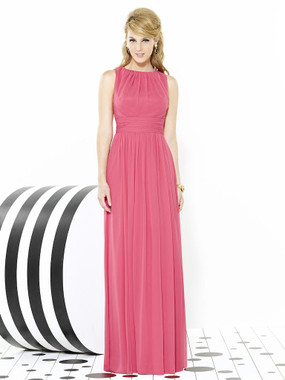 After Six Bridesmaids Style 6709 by Dessy - Lux Chiffon