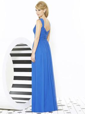 After Six Bridesmaids Dress Style 6712 by Dessy - Lux Chiffon