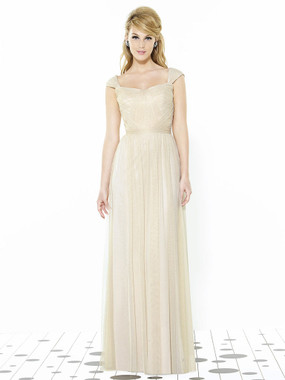After Six Bridesmaids Style 6724 by Dessy - Soft Tulle