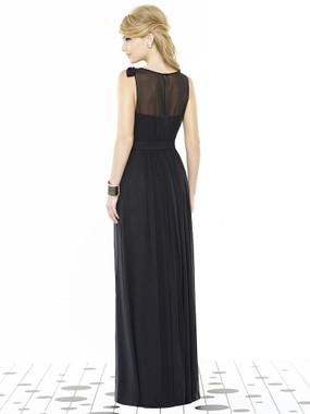 After Six Bridesmaids Dress Style 6714 by Dessy - Lux Chiffon