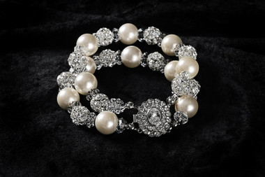 Erica Koesler Bracelet J-9390 - 2 Strand Bracelet