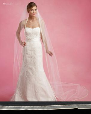 Marionat Bridal Veils 3275- The Bridal Veil Company - Dancer Ribbon