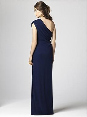 Dessy Bridesmaids Dress Style 2858 By Vivian Diamond - Lux Chiffon