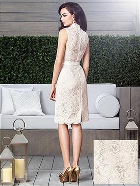 Dessy Bridesmaids Dress Style 2912 By Vivian Diamond - Matte Satin