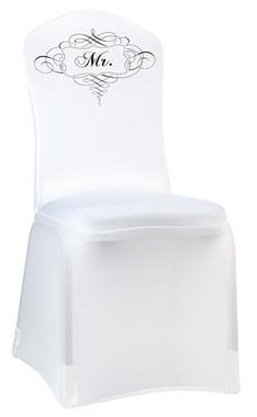 Mr. Chair Cover  -  Lillian Rose
