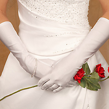Formal or Bridal Gloves Style GL-ME