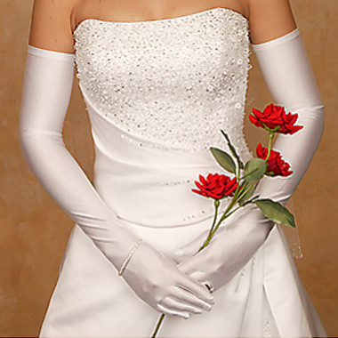 Formal or Bridal Gloves Style GL-MS