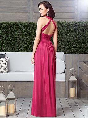 Dessy Bridesmaids Dress Style 2908 By Vivian Diamond - Lux Chiffon