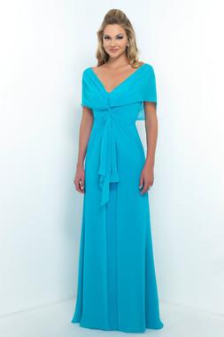 Alexia Designs Floor Length Style 4186 - Bella Chiffon