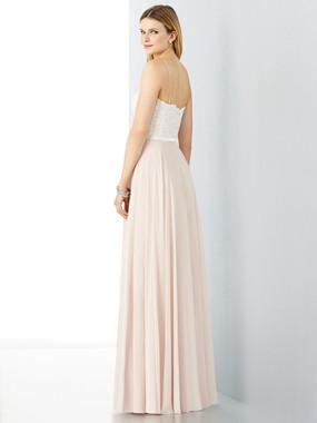 After Six Bridesmaids Dress Style 6732 by Dessy - Lux Chiffon