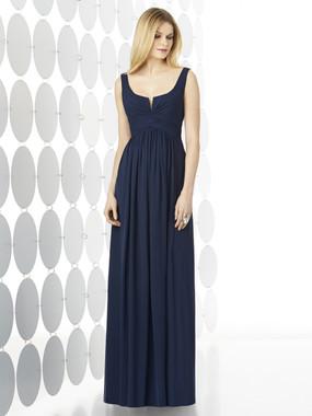 After Six Bridesmaids Dress Style 6727 by Dessy - Lux Chiffon