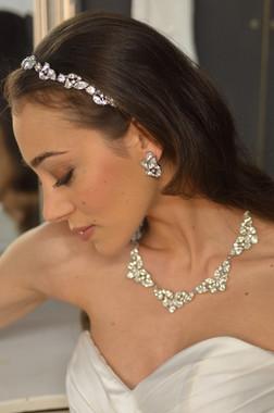 Elena Designs E766- Jeweled Headband