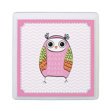 Pink Owl Sign - Lillian Rose
