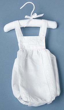 White Baby Romper - Lillian Rose
