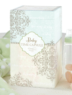 Baby Time Capsule - Lillian Rose