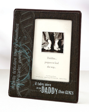 Genes Daddy Picture Frame - Lillian Rose