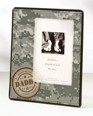 Military Daddy Picture Frame - Lillian Rose