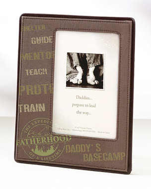 Outdoor Daddy Picture Frame - Lillian Rose