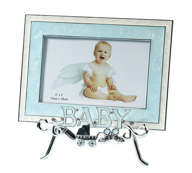 Baby Frame with Stand - Lillian Rose