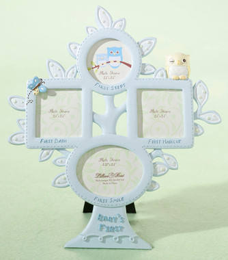 Blue Owl First Year Picture Frame - Lillian Rose