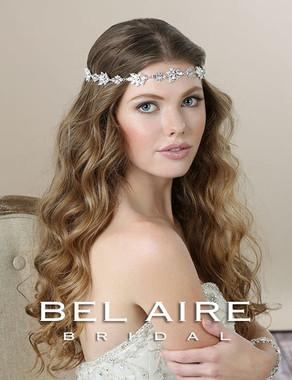 Bel Aire Bridal Headpiece 6582- Bridal Hair Halo