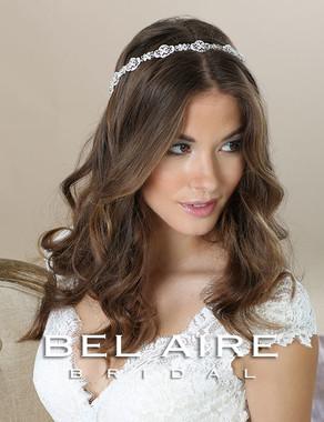 Bel Aire Bridal Headpiece 6579- Bridal Hair Halo