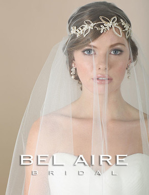 Bel Aire Bridal Accessory Headpiece 6558- Bridal Hair Hairband