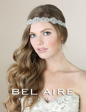 Bel Aire Bridal Headpiece 6562- Bridal Hair Headband