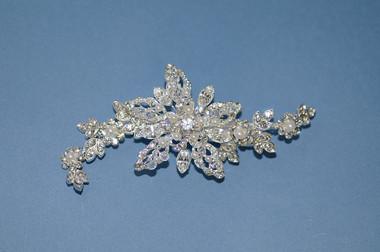 Ansonia Bridal 7111- Bridal Rhinestone Comb