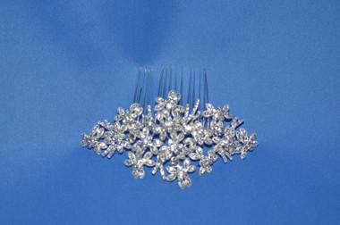 Ansonia Bridal 8463- Bridal Rhinestone Comb