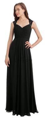 Bill Levkoff Bridesmaid Dress Style 1143 - Corded Lace & Chiffon