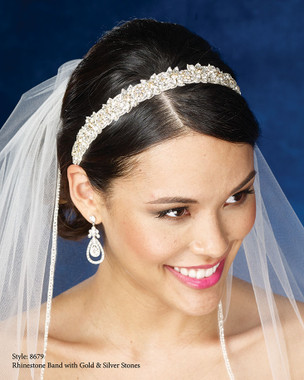 Marionat Bridal Headpieces 8679
