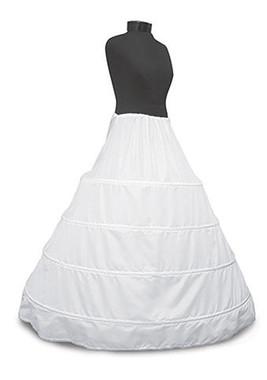 4 Bone Drawstring Petticoat