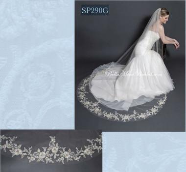 Giselle Bridal Veil Style SP290 - Wedding Veil