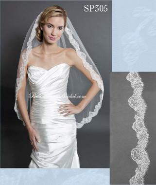 Giselle Bridal Veil Style SP304 - Wedding Veil