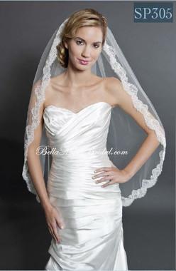 Giselle Bridal Veil Style SP305 - Wedding Veil