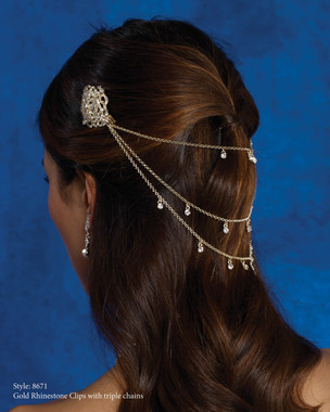 Marionat Bridal Headpieces 8671