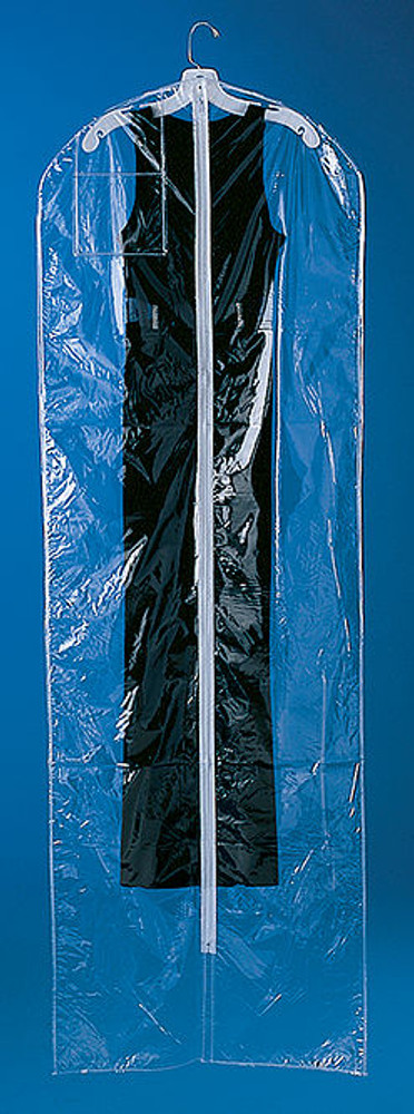 Vinyl Garment Bag - Clear